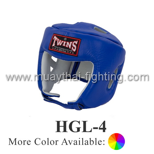 Twins Special Headgear Top Padded HGL-4