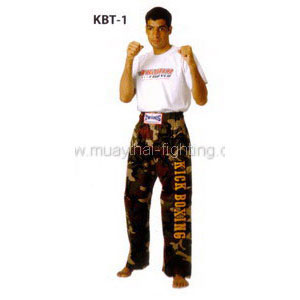 Twins Special Kickboxing Trousers