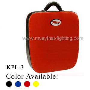 Twins Special Kick Pads Leather Square KPL-3