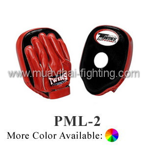 Twins Special Punching Mitts Closed Finger Velcro PML-2