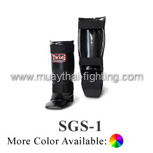 Twins Special Shin Protection Synthetic SGS-1