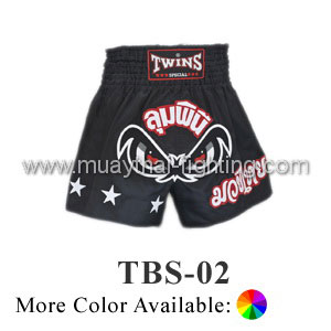 Twins Special Muay Thai Shorts No Fear/Lumpinee
